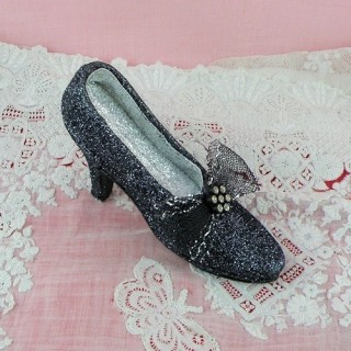 miniature decorative shoe