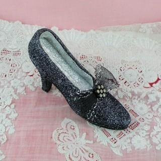 Zapato miniatura decoración 12 cm