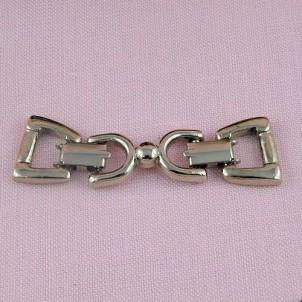 Toggle claps, jewelry closure 50 mms