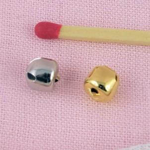 Miniature Jingle Bells 6 mms.