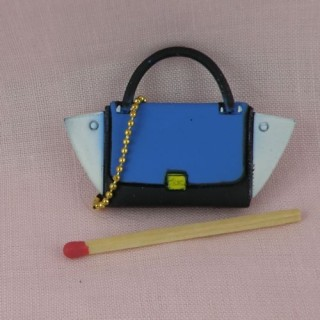 Chanel Hand bag miniature for doll