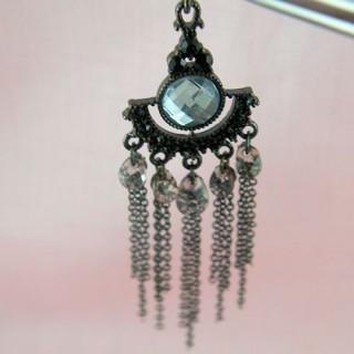 Mini danglers jewelry making decoration 7 cms.