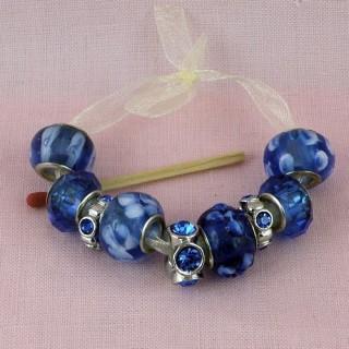 Perles Pandora grand trou