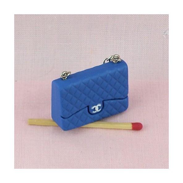 Sac à main CHANEL miniature poupée aaec487ad4b