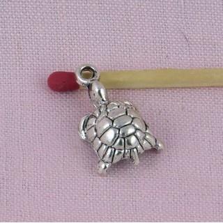 Tortoise bracelet charms, Pendant animal 20 mms