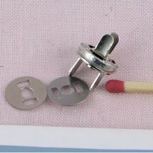 magnetized pressure magnetic closure 10mm