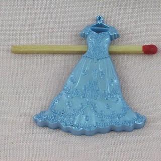 Boutons décoration robe soirée,