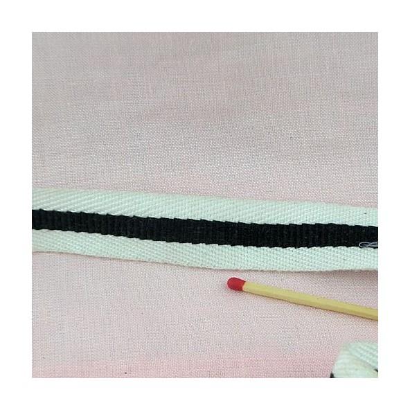 Cotton twill tape, belting ribbon 2 cms