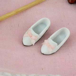Shoes miniatures for doll 1/12, 2 cm..