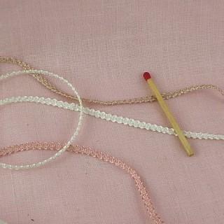Bright ribbon tiny 5 mm.