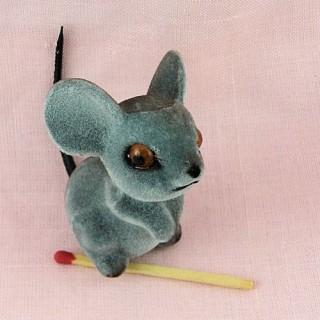 Souris miniature, Hamster, maison poupée