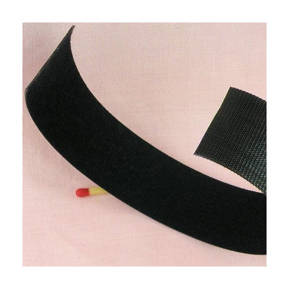 Thin Velcro ribbon tape Barbie doll