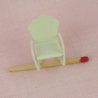 Chaise miniature 1/24eme