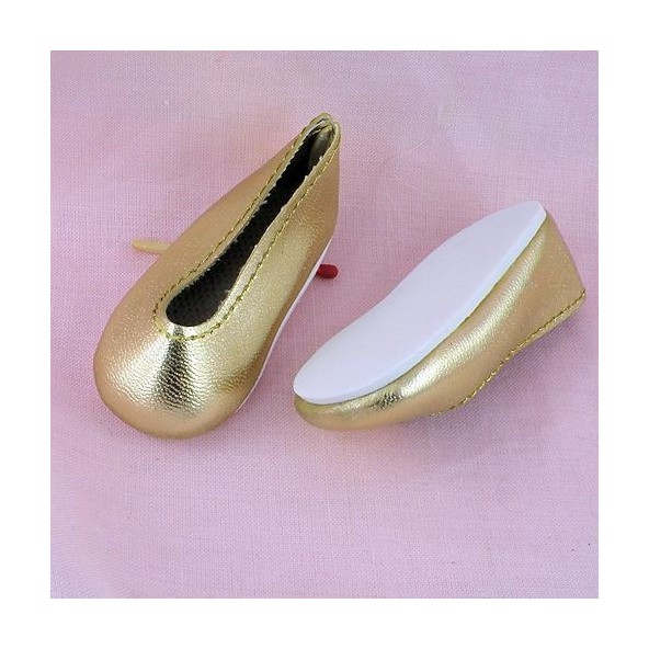 Miniature penny loafers doll  7 cms