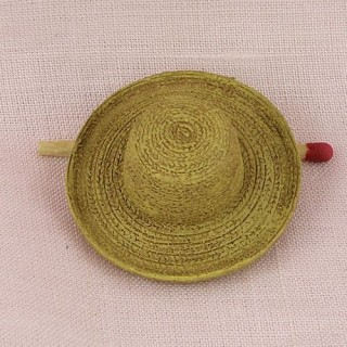 Plastic Hat 4 cms.