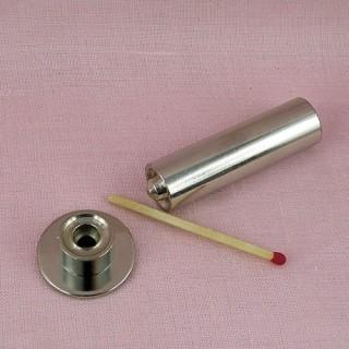 Eyelet fastener hammer tool.