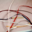 Swiss satin ribbon 3 mms