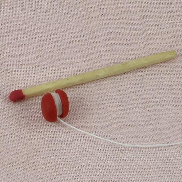 YO-Yo doll miniature