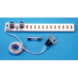 Power strip for doll house .