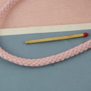Cordon, lacet, tresse synthétique, 2,5 mm.