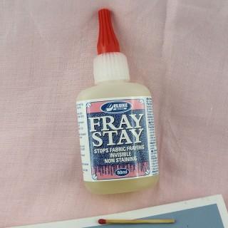 Fray stay fabric glue