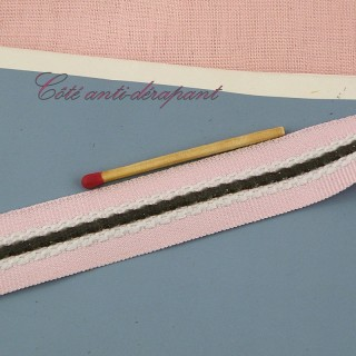 Cotton twill tape, belting ribbon 2cms