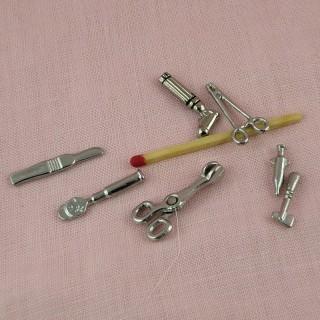 Instrumente Chirurgie Miniaturarzt