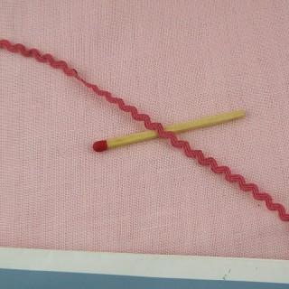 Croquet serpentine coton 3 mm.
