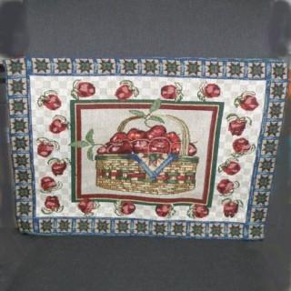 Tapis miniature maison poupée, 17 cm