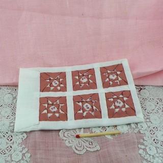 Cubre cama una persona en patchwork