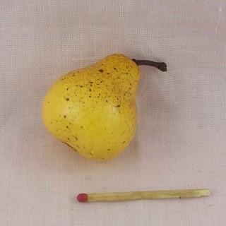 Pomme miniature, 0,9cm.