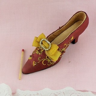 Decorative shoe 12 cm