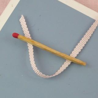 Band kleines Hutband von 4 mm