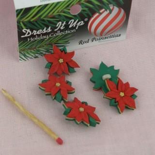 Buttons Dress it up, christmass tree  buttons