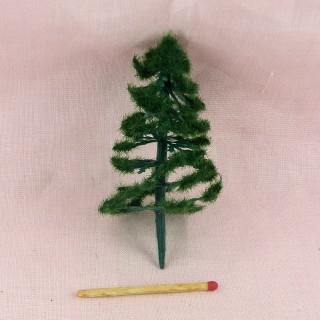 Miniature Xmas tree for doll house