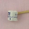 Papier WC miniature maison poupée