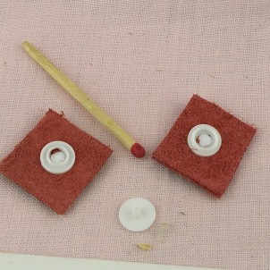 Plastic Snaps fastener 11 mms