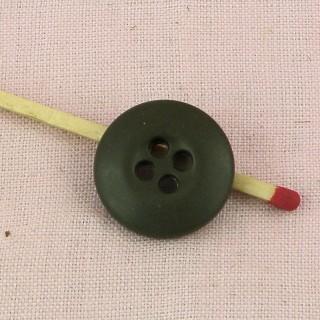 Bouton grand diamètre 2 cm.