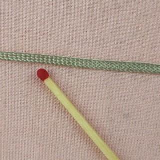Ruban, galon, ganse, grosgrain, 10 mm, 1 cm.