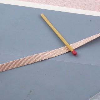 Grueso-grano galón a guisante 6 mm.