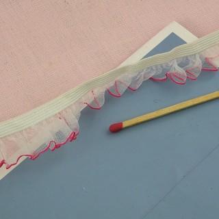 Rüschenband 17 mm