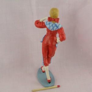 Figurina joven chica los años 50