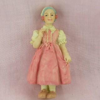 Figurina estilo Hummel chica