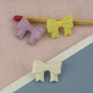 Bow shank Button 2 cms.