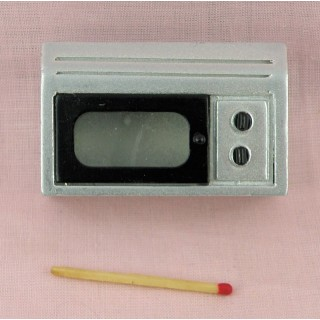 Miniature microwaves for doll house kitchen,