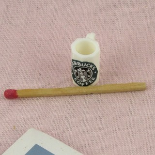 Mug Starsburck miniature