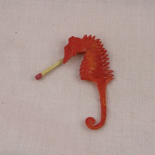 Lobster kitchen fish shop doll miniature, 9 cms.