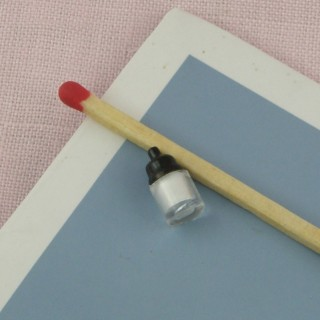 Miniaturzuckerfabrikant Puppenhaus 2 cm.