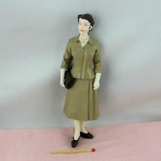 Statuette Mädchen