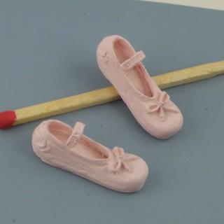 Ballerines miniatures pour décoration